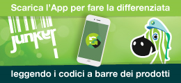 Junker l'app per la differenziata